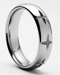 ALOYSIUS Tungsten Ring 6mm