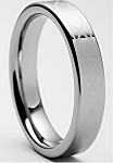 Odyssey Infinity Tungsten Ring 5mm