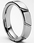 Oris 5mm Tungsten Carbide Ring