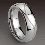 Phoenix Tungsten Carbide Ring 8mm