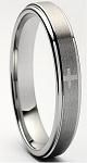 Astrea  Tungsten Ring 4mm