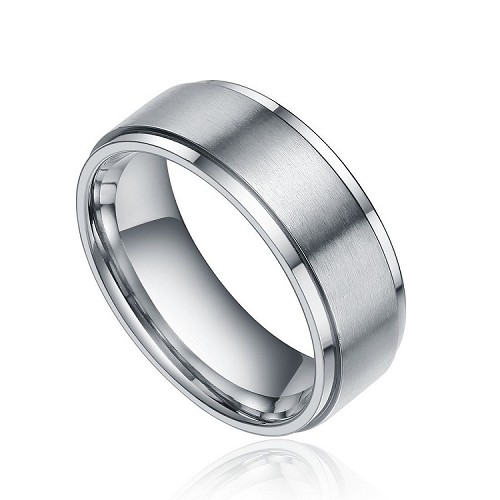 Venus Tungsten Ring 6mm Band